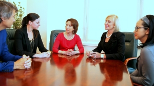 Susan Chadick and Janice Ellig - co-CEOs Chadick Ellig search firm